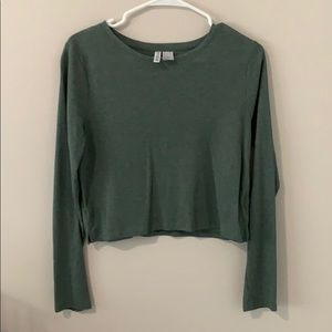 Green Longsleeve Shirt